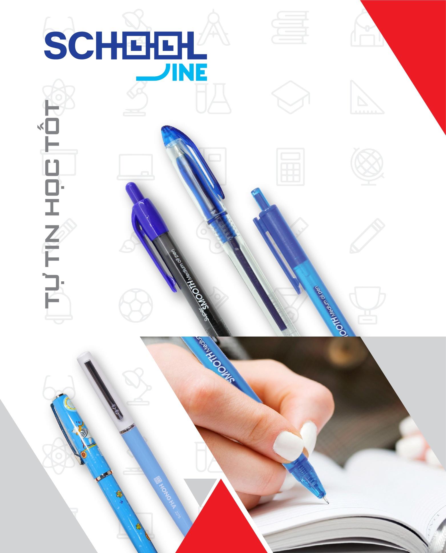 Bút các loại